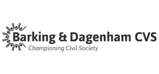 Barking and Dagenham CVS logo